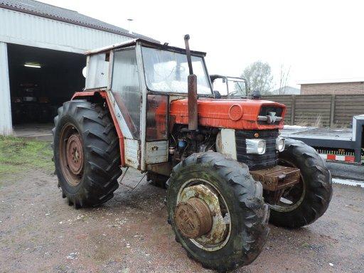 Massey Ferguson 188 4x4 Vk Cars Bvba