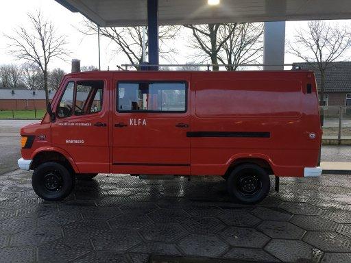 Mercedes T1 310 4x4 Vk Cars Bvba