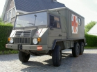 Pinzgauer 718 Ambulance