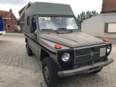 8599 - Puch 230GE M17258 Hard Top Puch 230GE M1258 Hard top